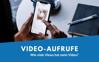 Instagram Video-Aufrufe sehen